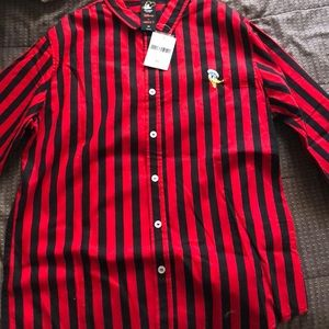 Striped disney shirt